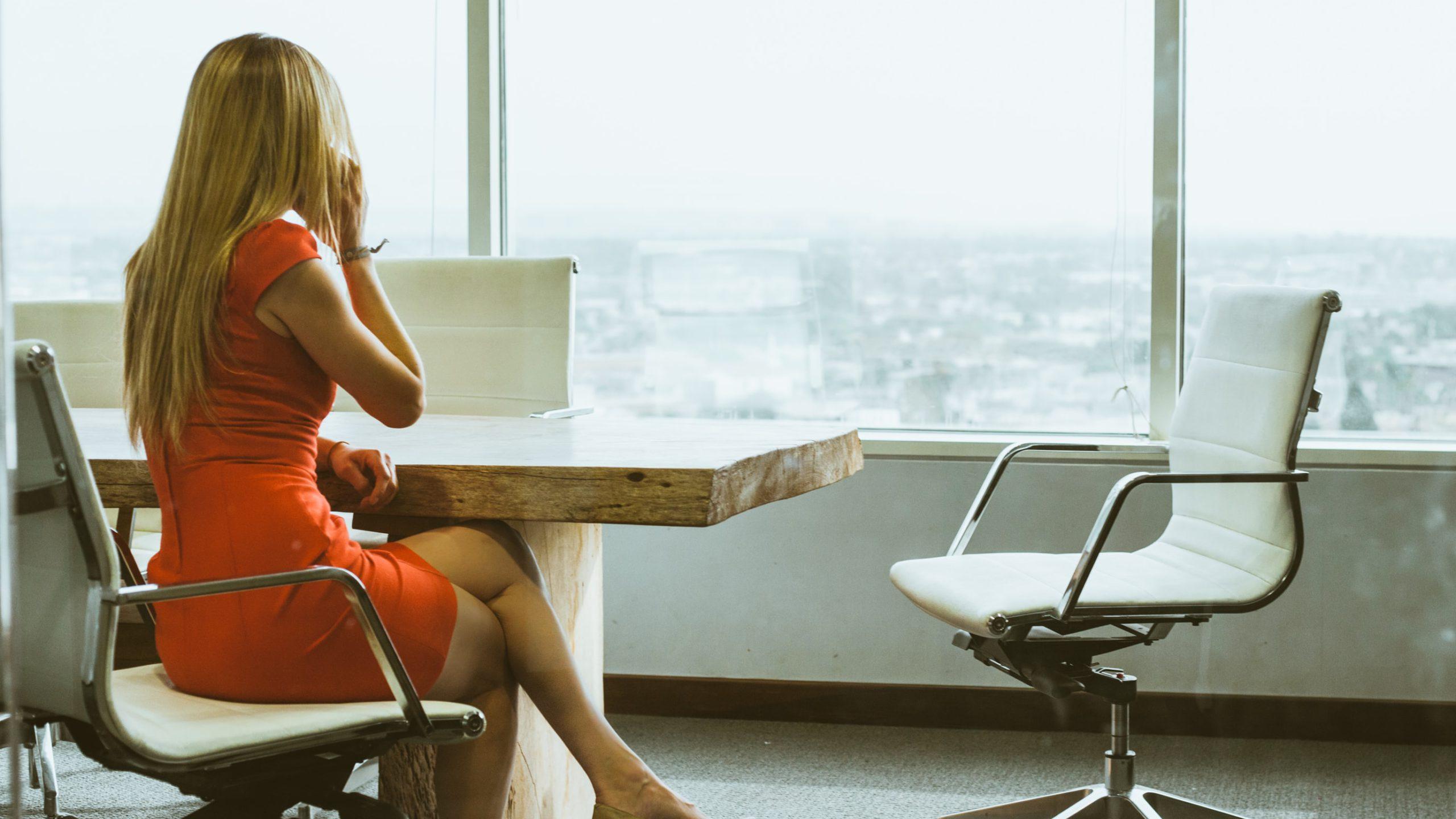 More Vulnerable, Women CEOs Negotiate More Severance