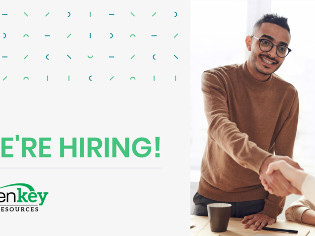 Green Key Resources is Hiring!