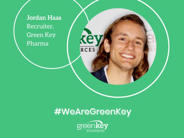 #WeAreGreenKey: Spotlight on Jordan Haas