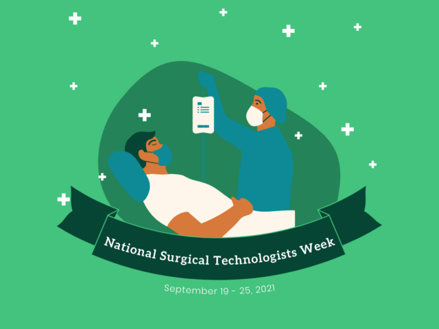#GreenKeyUnlocked: National Surgical Technologists Week