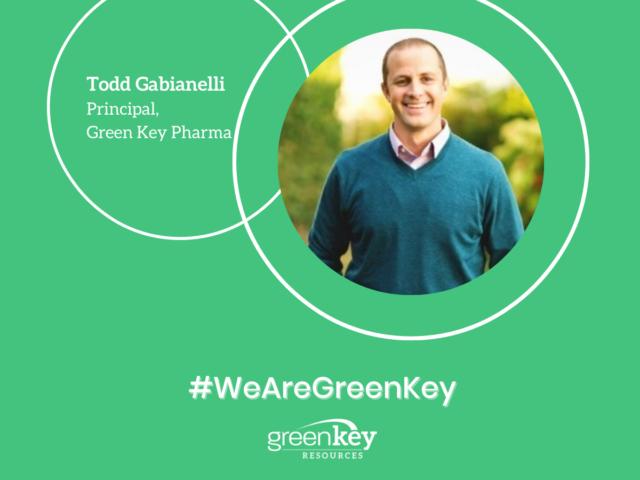 #WeAreGreenKey: Spotlight on Todd Gabianelli
