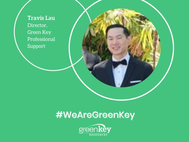 #WeAreGreenKey: Spotlight on Travis Lau