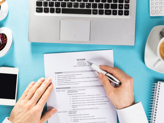What to Include on a Resume